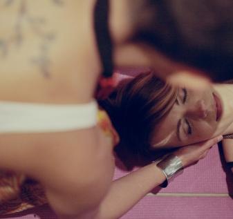 Massage Therapist Woman Massage Therapist Masseuse